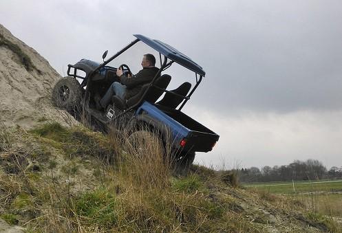 Leffert FM-90 4WD