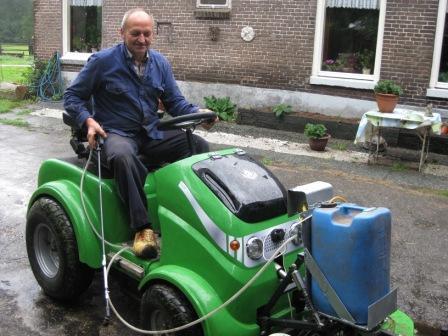 Piet Idzerda uit Wapserveen 2