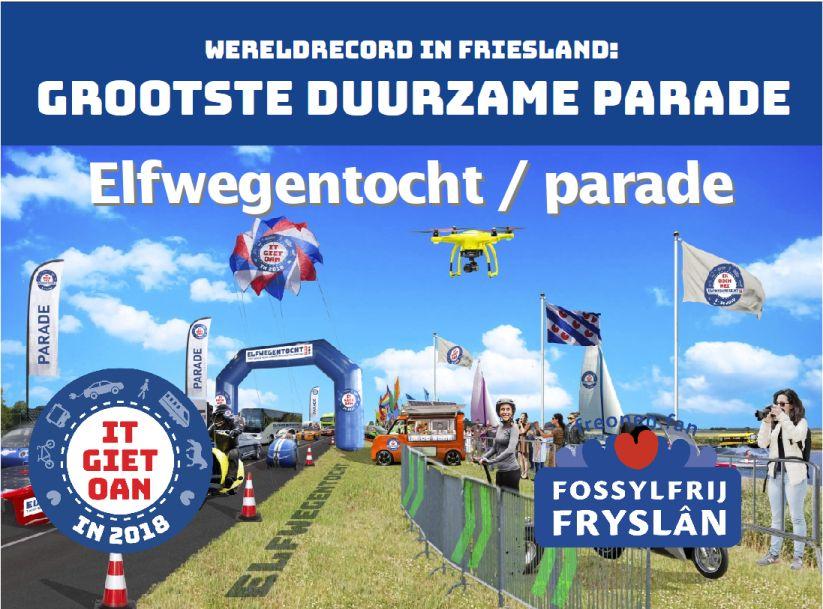 Beleef de elfwegentocht met Frisian Motors!