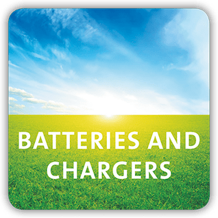 Batteries and chargers FM-50
