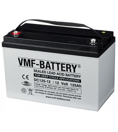 FM-70 batterypack (AGM 125AH) 1
