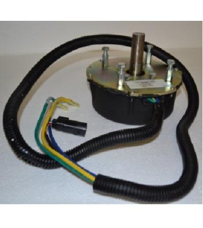 FM-70 maaidek motor compleet (48Volt/1500watt) 1