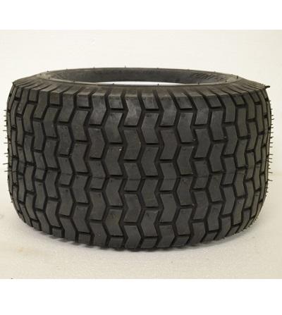 FM-70 tyre rear + rim 18x9.50-8NHS 1