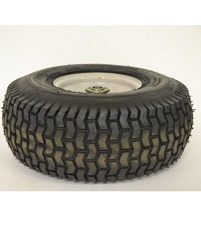 FM-70 tyre front + rim 15x5.00-6NHS 1