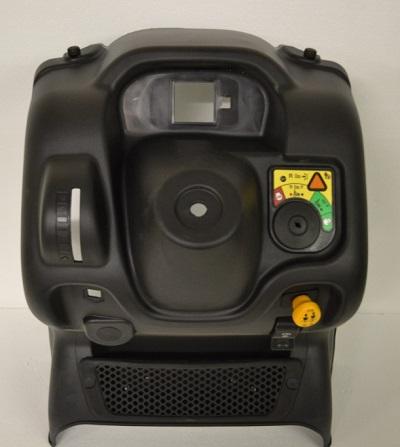 FM-70 dashboard paneel (zonder schakelaar) 1