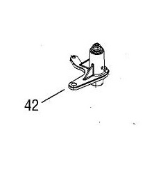 FM-70 steering arm right 1