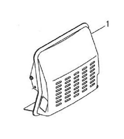 FM-70 beschermkap achterbumper 1