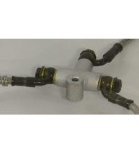 Leffert brake system T-adapter 1