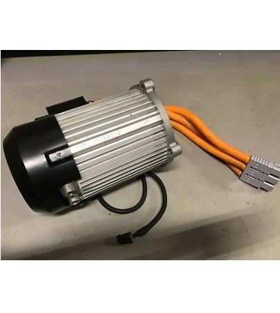 Leffert AC motor 72 volt/10KW (V1 & V2) 1
