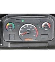 FM-50 & FM-90 accu klok dashboard (normaal) 1