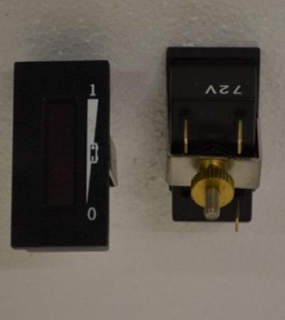 Leffert battery indicator 72 Volt AGM 1