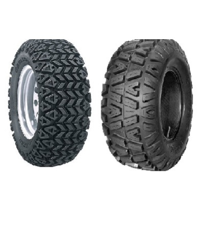 Leffert terrain tyre set 1