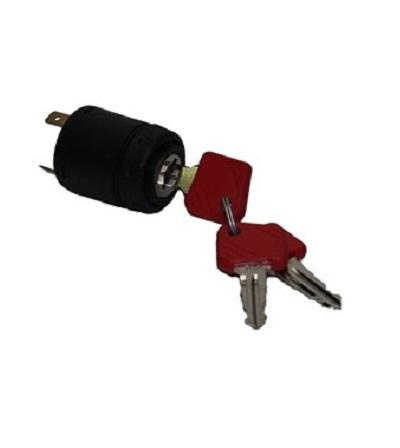 FM-50 / FM-80 snelheidsbegrenzer d.m.v. extra sleutelschakelaar 1