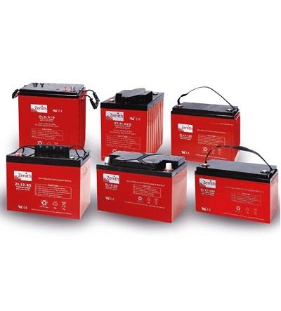 FM-50 / FM-80 verzwaard accu pakket 200AH 1