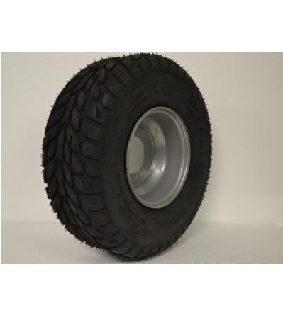 FM-30 tyre front 19x7.00-8 including rim 1