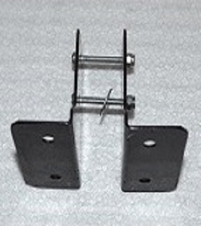 Leffert charging plug assembly bracket 1