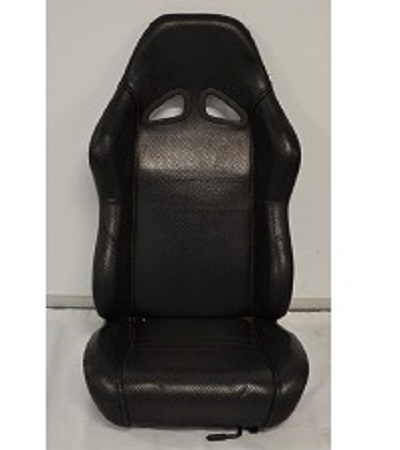 Leffert seat left black (V1) 1