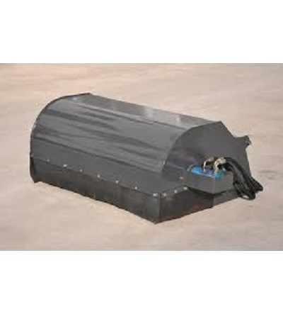FM-120 industrial carpet sweeper with container 1